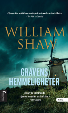 Gravens hemmeligheter av William Shaw (Ebok)