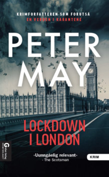 Lockdown i London av Peter May (Heftet)