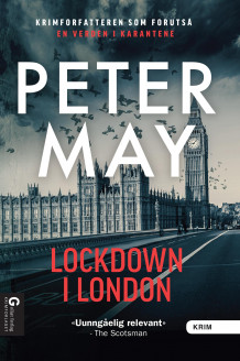 Lockdown i London av Peter May (Ebok)