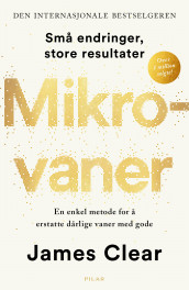 Mikrovaner av James Clear (Ebok)