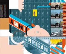 Jimmy Corrigan av Chris Ware (Innbundet)