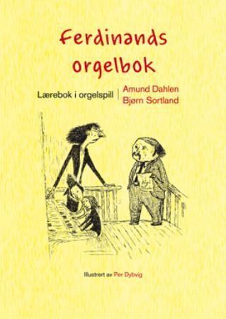Bilde av Ferdinands Orgelbok
