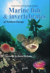Omslag - Marine fish and invertebrates of Northern Europe
