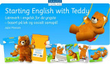 Omslag - Starting English with Teddy