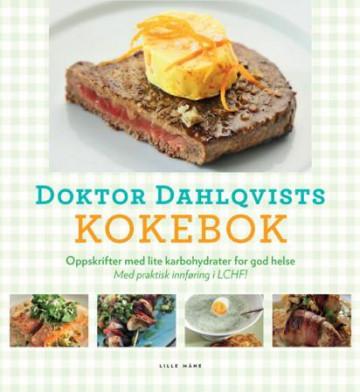 Bilde av Doktor Dahlqvists Kokebok