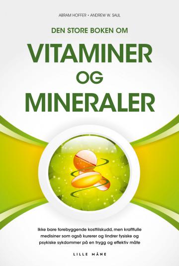 Bilde av Den Store Boken Om Vitaminer Og Mineraler