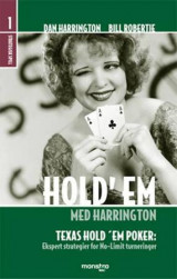 Omslag - Hold'em med Harrington