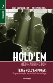 Hold'em med Harrington av Dan Harrington og Bill Robertie (Ebok)