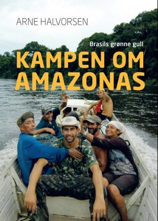 Bilde av Kampen Om Amazonas