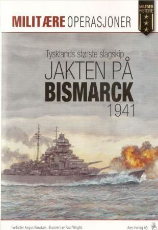 Bilde av Jakten På Bismarck 1941