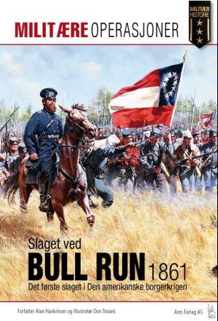 Bilde av Det Første Slaget Ved Bull Run 1861