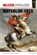 Omslag - Waterloo 1815