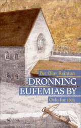 Omslag - Dronning Eufemias by