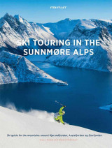 Omslag - Ski touring in The Sunnmøre alps