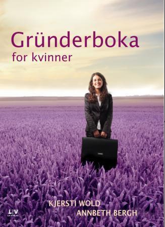 Bilde av Gründerboka For Kvinner