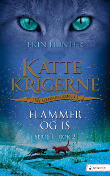 Flammer og is av Erin Hunter (Ebok)