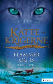Flammer og is av Erin Hunter (Heftet)