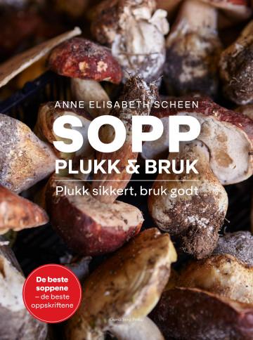 Sopp Anne Elisabeth Scheen {TYPE#Innbundet}