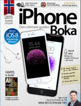Omslag - iPhone boka