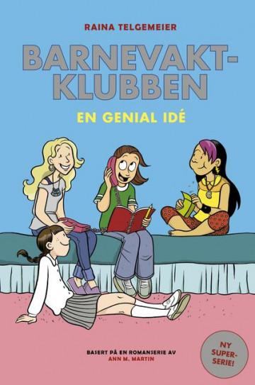 Bilde av Barnevaktklubben 1: En Genial Idé