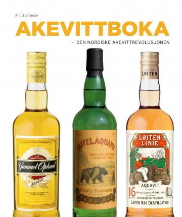 Bilde av Akevittboka