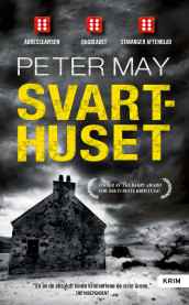 Svarthuset av Peter May (Heftet)