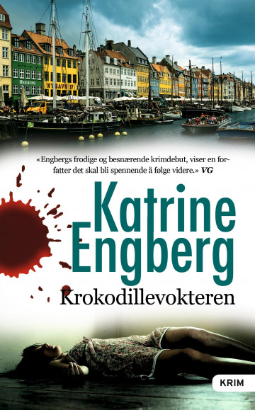Krokodillevokteren Katrine Engberg {TYPE#Heftet}