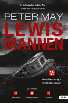 Lewismannen av Peter May (Heftet)