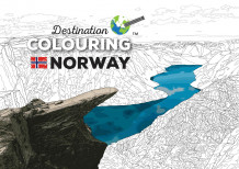 Destination colouring Norway (Andre trykte artikler)