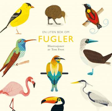 Bilde av En Liten Bok Om Fugler