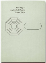 Omslag - Anthology  - Anatomical theatre