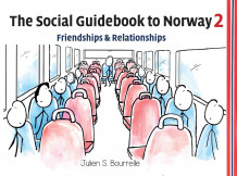 The social guidebook to Norway av Julien S. Bourrelle (Innbundet)