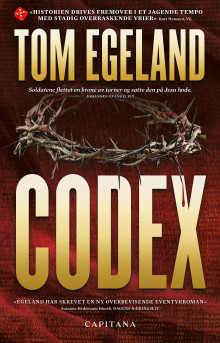 Codex av Tom Egeland (Ebok)