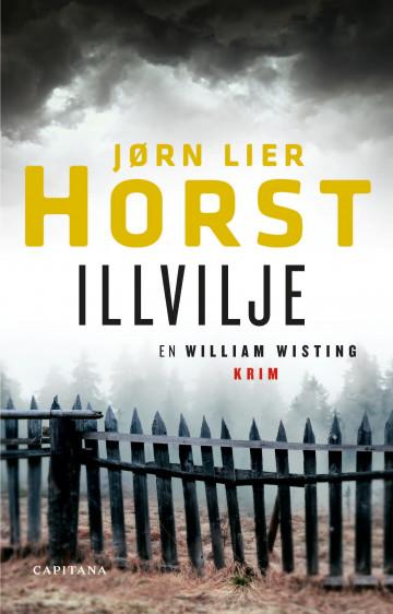 Bilde av bokomslaget til 'Illvilje'