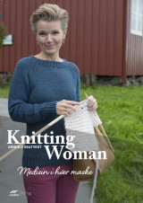 Omslag - Knitting woman