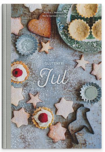 Glutenfri jul Monica J. Hellmann {TYPE#Innbundet}