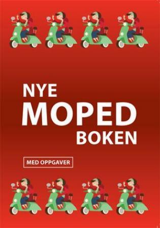Bilde av Nye Mopedboken