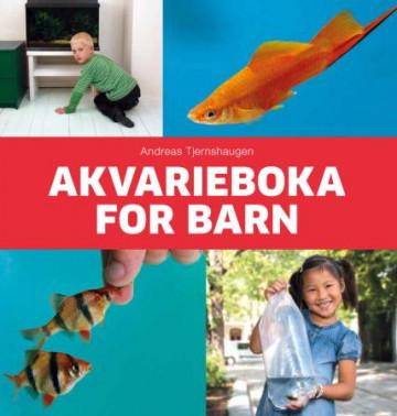 Bilde av Akvarieboka For Barn