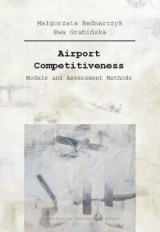 Omslag - Airport Competitiveness - Models and Assessment Methods