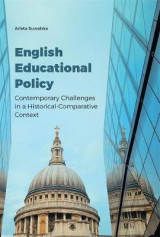 Omslag - English Educational Policy - Contemporary Challenges in a Historical-Comparative Context