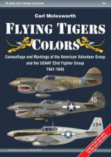 Omslag - Flying Tigers Colors