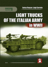 Omslag - Light Trucks of the Italian Army in WWII