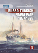 Omslag - Russo-Turkish Naval War 1877-1878