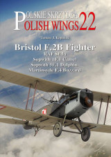 Omslag - Bristol F.2B Fighter
