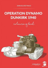 Omslag - Operation Dynamo, Dunkirk 1940