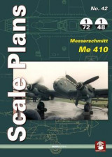 Omslag - Scale Plans 42: Messerschmitt Me 410
