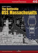 Omslag - The Battleship USS Massachusetts