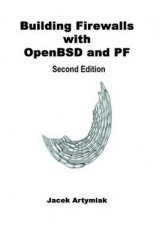 Omslag - Building Firewalls with OpenBSD and PF, 2nd Edition