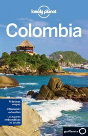 Lonely Planet Colombia av Alex Egerton, Lonely Planet, Mike Power og Kevin Raub (Heftet)