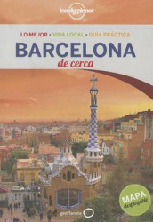 Lonely Planet Barcelona de Cerca av Anthony Ham (Blandet mediaprodukt)